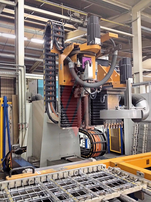 Posiweld orion megaflex tecvil machines souder les - Machine de fabrication de treillis a souder ...